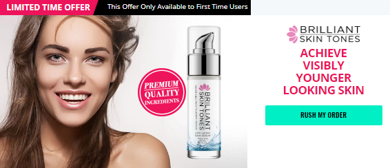 Skin Tones Serum trial offer