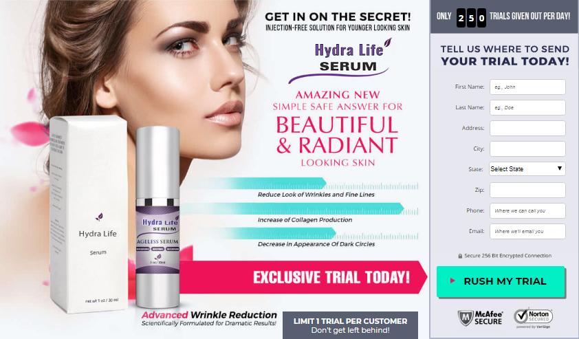 anti aging serum benefits