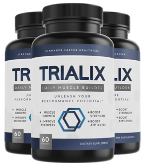 Trialix Testosterone Booster - [2019] Best Selling in Canada
