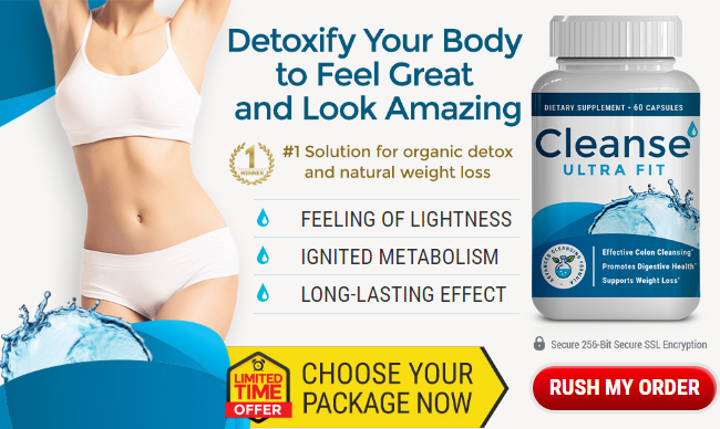 Cleanse Ultra Fit Order