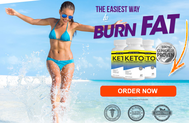 Keto Max Burn order now