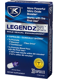 Legendz XL Male Enhancement
