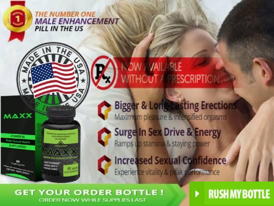 MAXX Male Enhancement Order