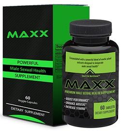 MAXX Male Enhancement