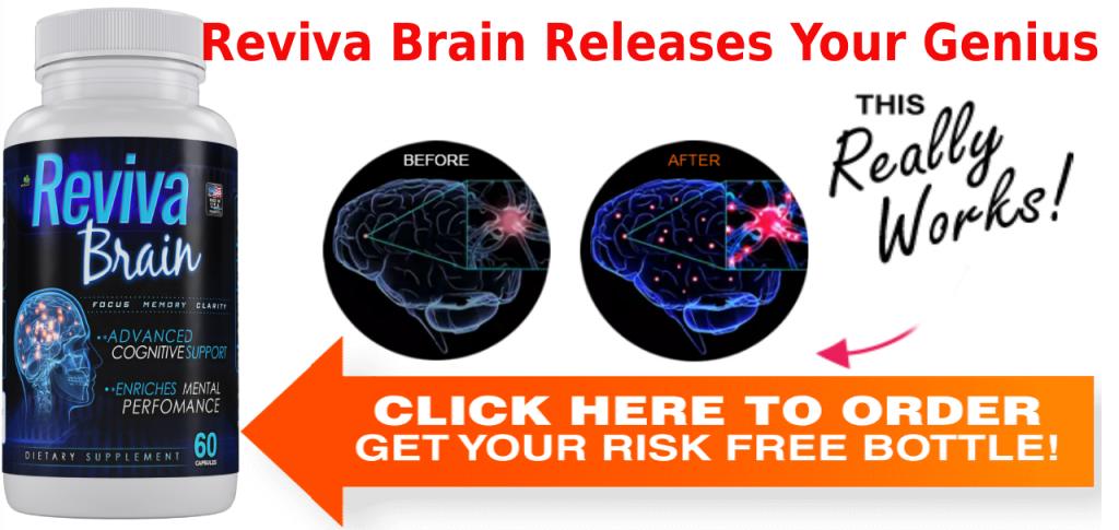 Reviva Brain Order Now
