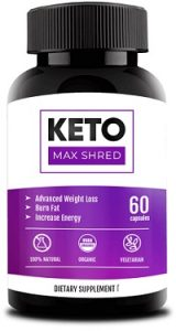 keto max shred