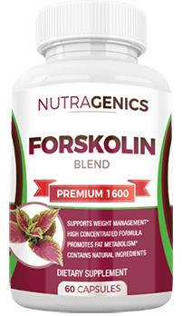 Nutragenics Forskolin