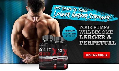 try andro stack x
