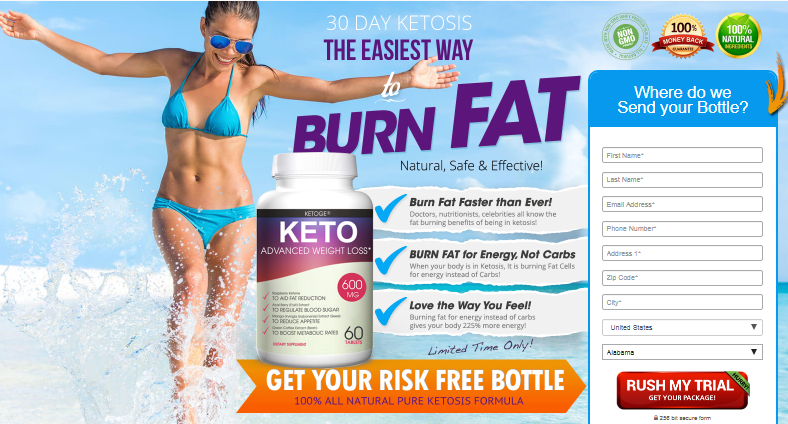 Ketogen RX Order Now