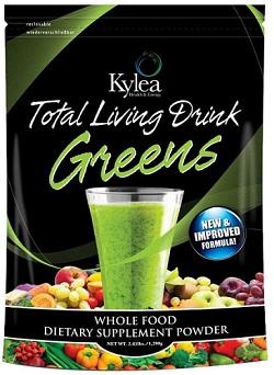Kylea Total Living Drink Greens