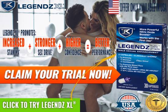 Legendz XL Order Now
