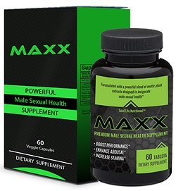MAXX Male Enhancement