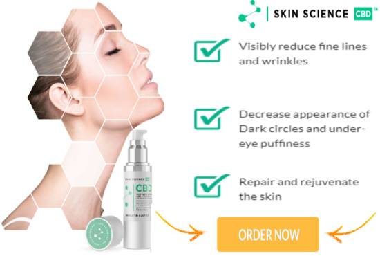 Skin Science CBD Booster Serum Order